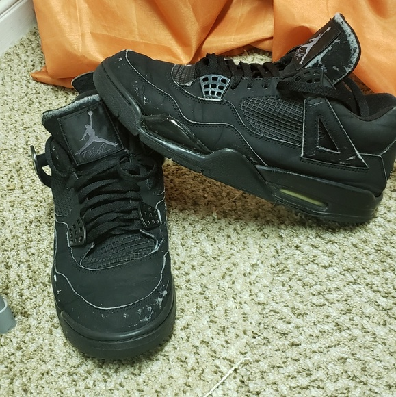 Jordan Shoes Retro Jordans 4s Black Cats Poshmark